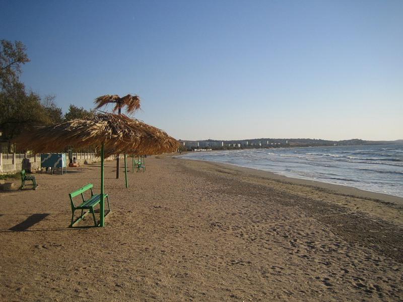 Фото пляжа Щелкино