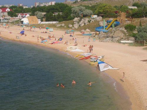 Еще одна фотография пляжа