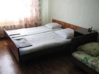 Однокомнатная квартира №7 в Щелкино