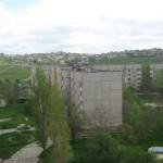 Вид с первого балкона