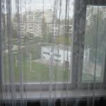 Вид из окна кухни