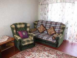 Двухкомнатная квартира №41 в Щелкино